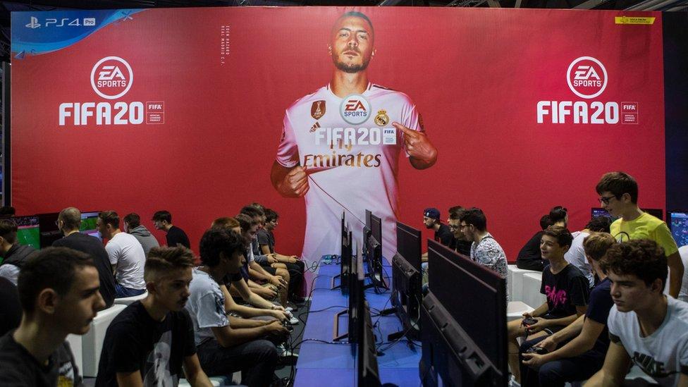 Fifa 20 launch
