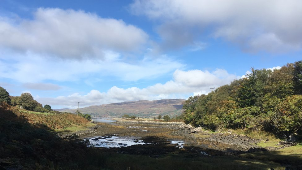 Hundreds interested in a new life on Ulva near Mull