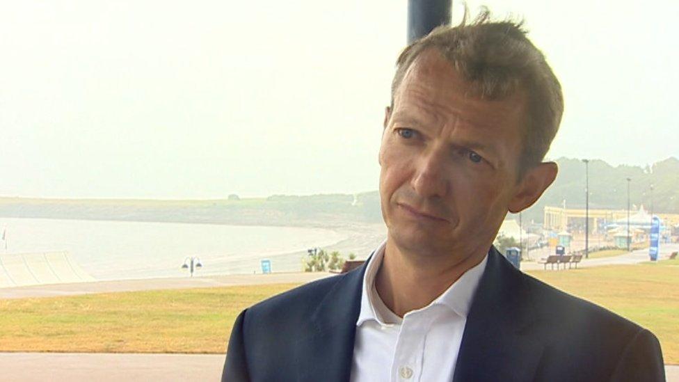 Andy Haldane, the Bank of England's chief economist
