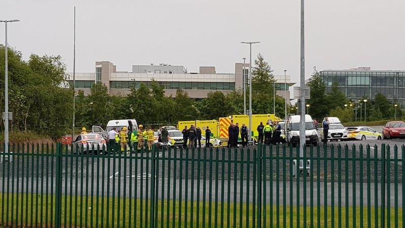 'Man shot dead' in hunt for missing woman in County Wicklow