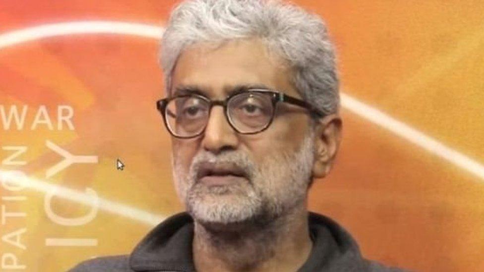 भीमा कोरेगांव मामले में गौतम नवलखा की गिरफ़्तारी तय