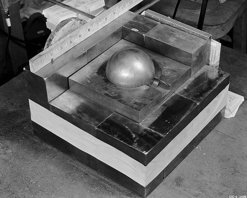 Núcleo de plutonio