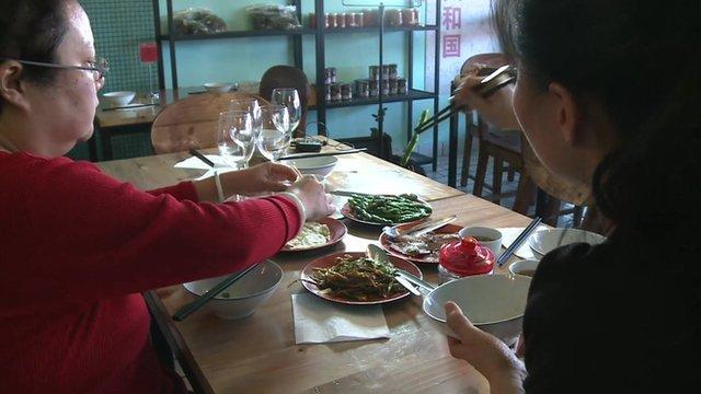 Chinese restaurant etiquette