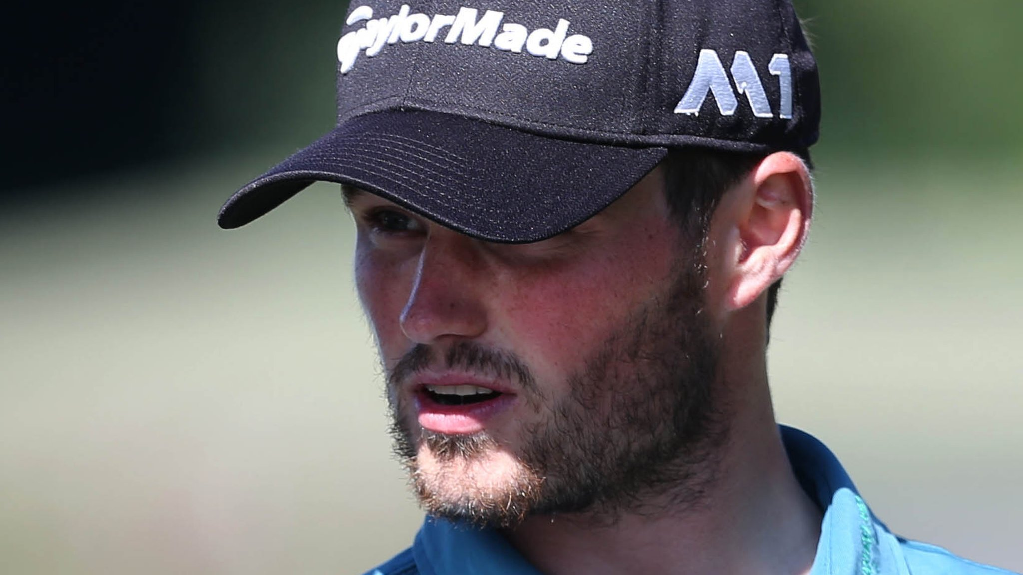 NI Open: Sharvin one behind leader Kim at Galgorm Castle as Hoey misses cut