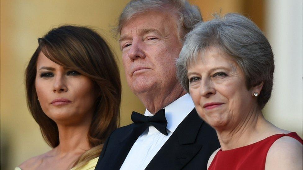 """Tramp: Bregzit će """"verovatno ubiti"""" trgovinski sporazum sa SAD"""