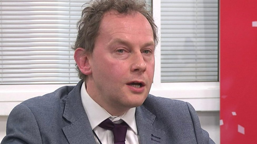 UKIP Wales members elect Gareth Bennett as assembly leader