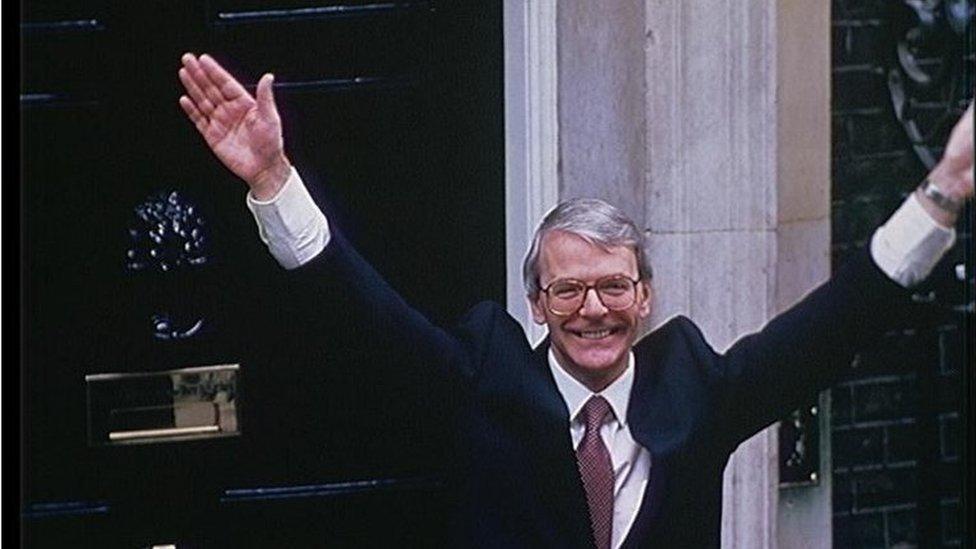 Impressionist Rory Bremner 'saved Sir John Major's bacon' amid MPs revolt thumbnail