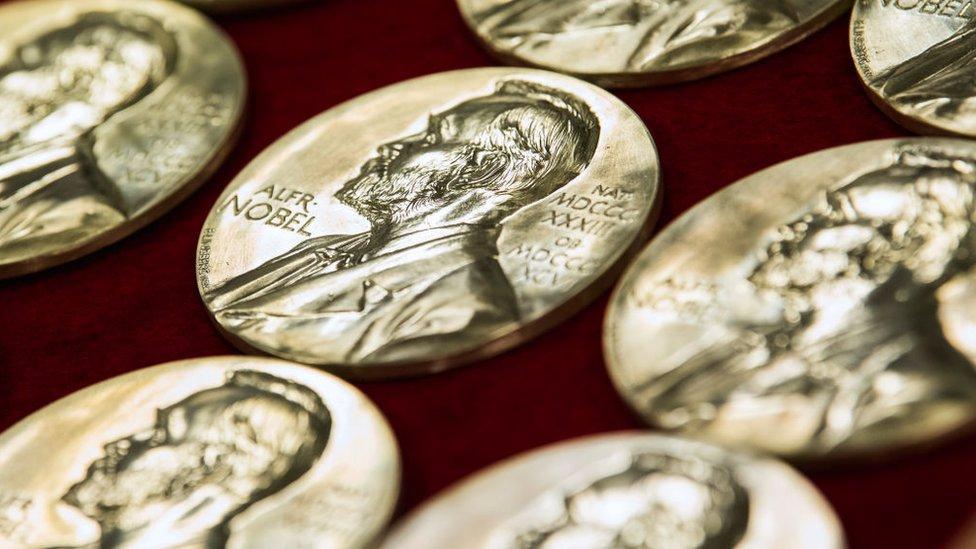 Medallas Nobel