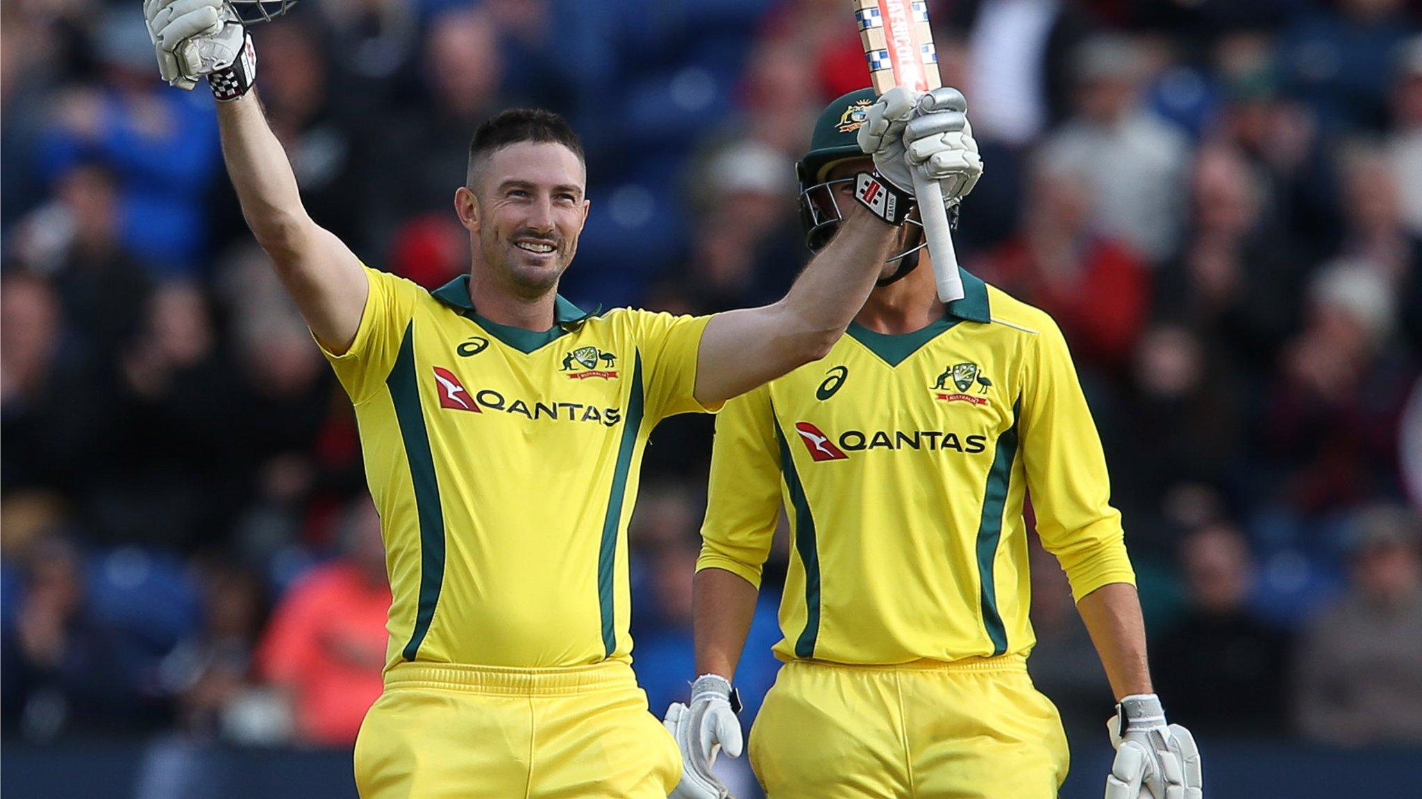Glamorgan Cricket: 'Bittersweet' Cardiff ton for Shaun Marsh