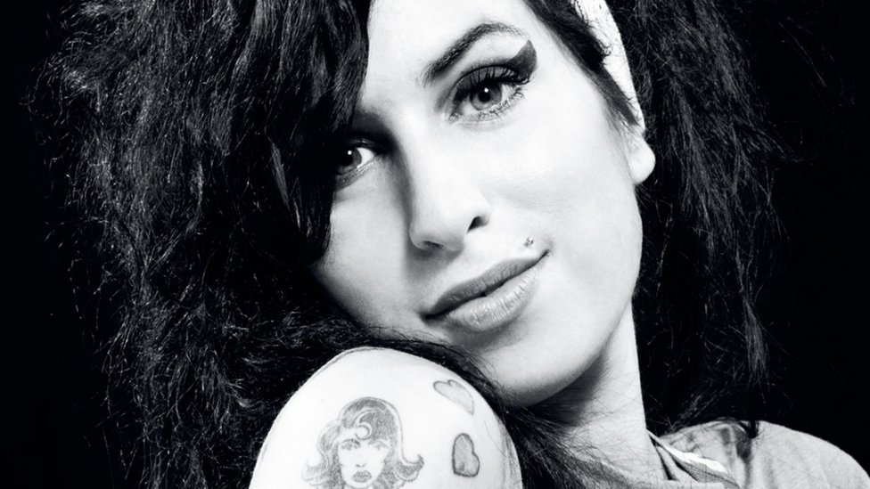 Amy Winehouse on the NME front cover after her death