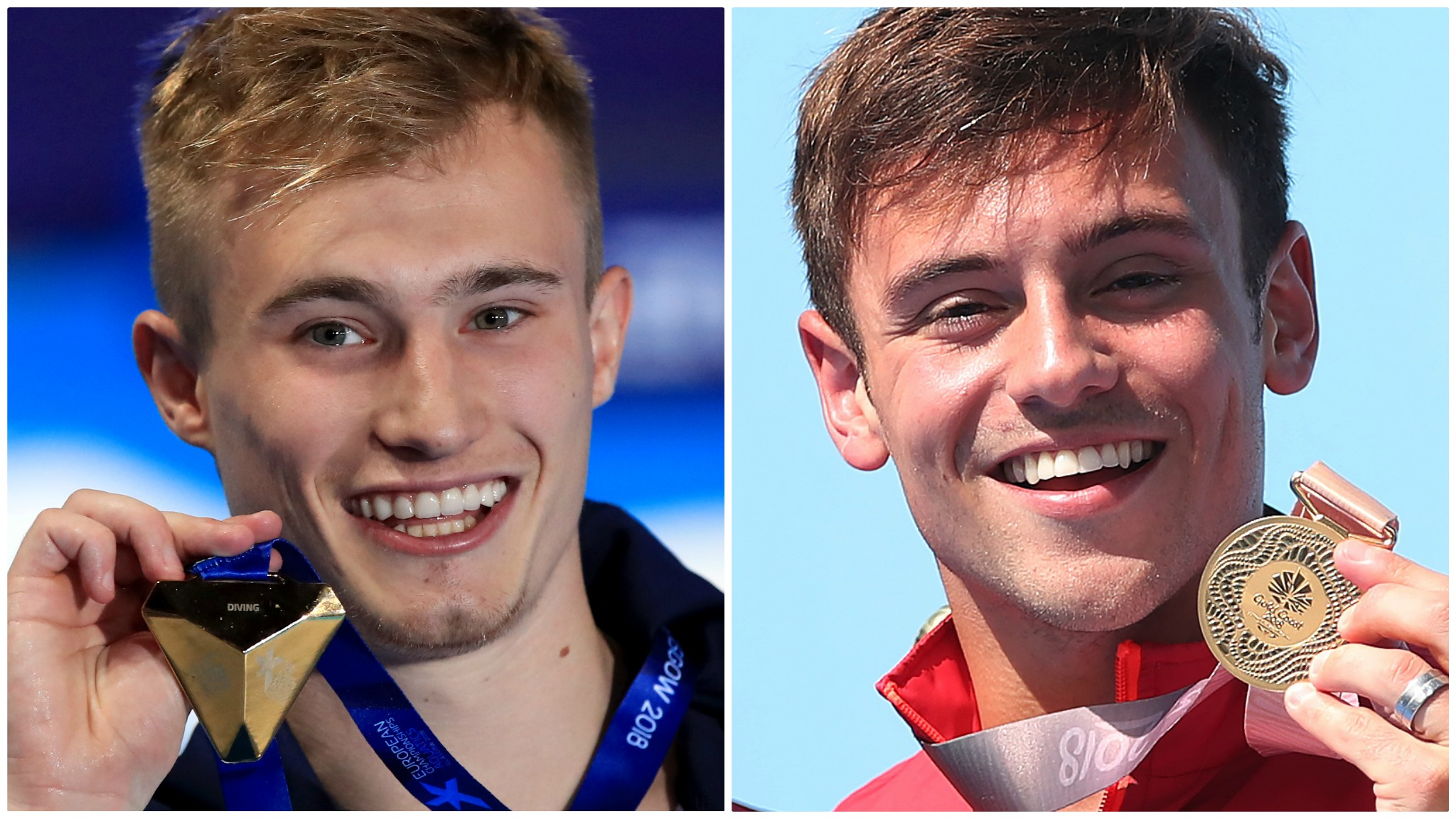 Tom Daley & Jack Laugher change diving partners ahead of Tokyo 2020