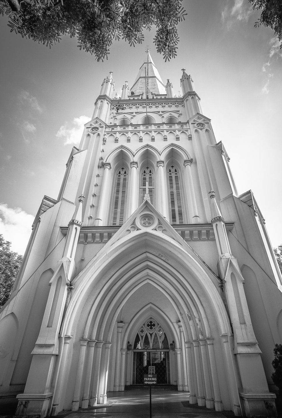 St. Andrew's Cathedral Tower, Singapore