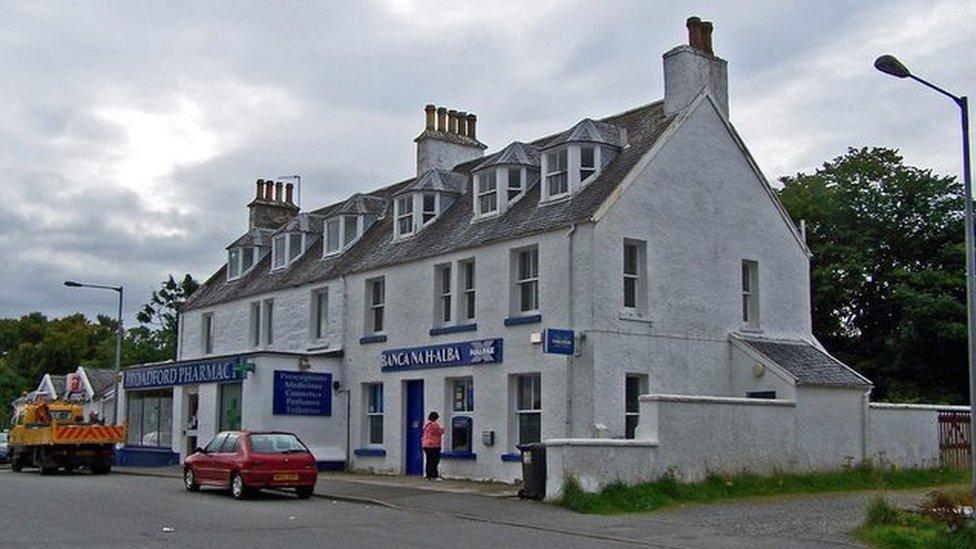 Banca na h-Alba, an t-Ath Leathann