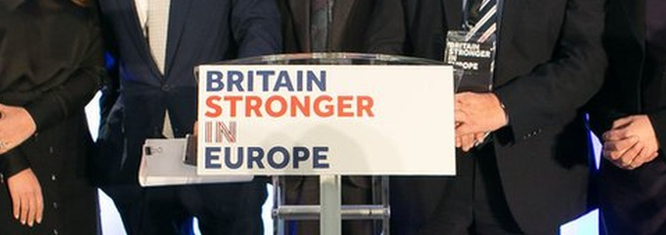 Britain Stronger in Europe