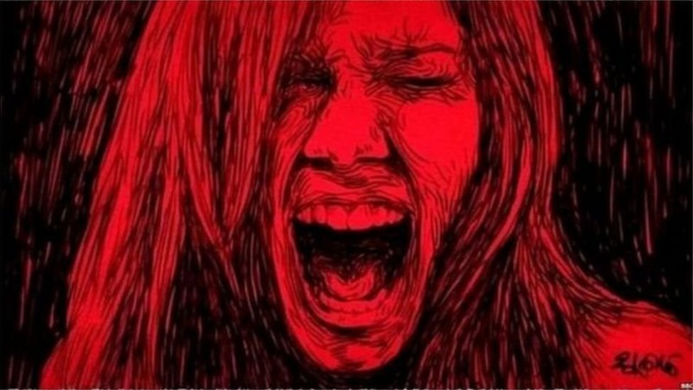 बलात्कार पीड़ित