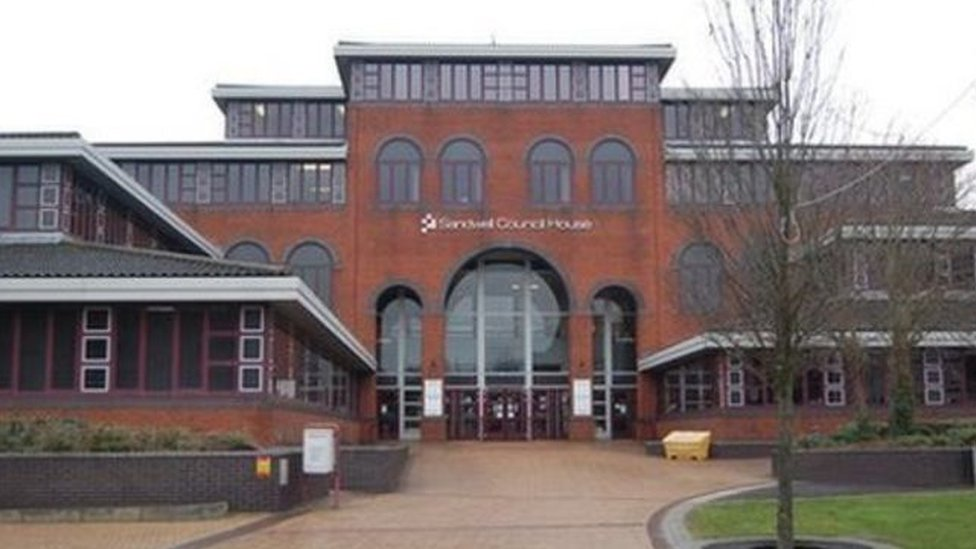Sandwell Council offices