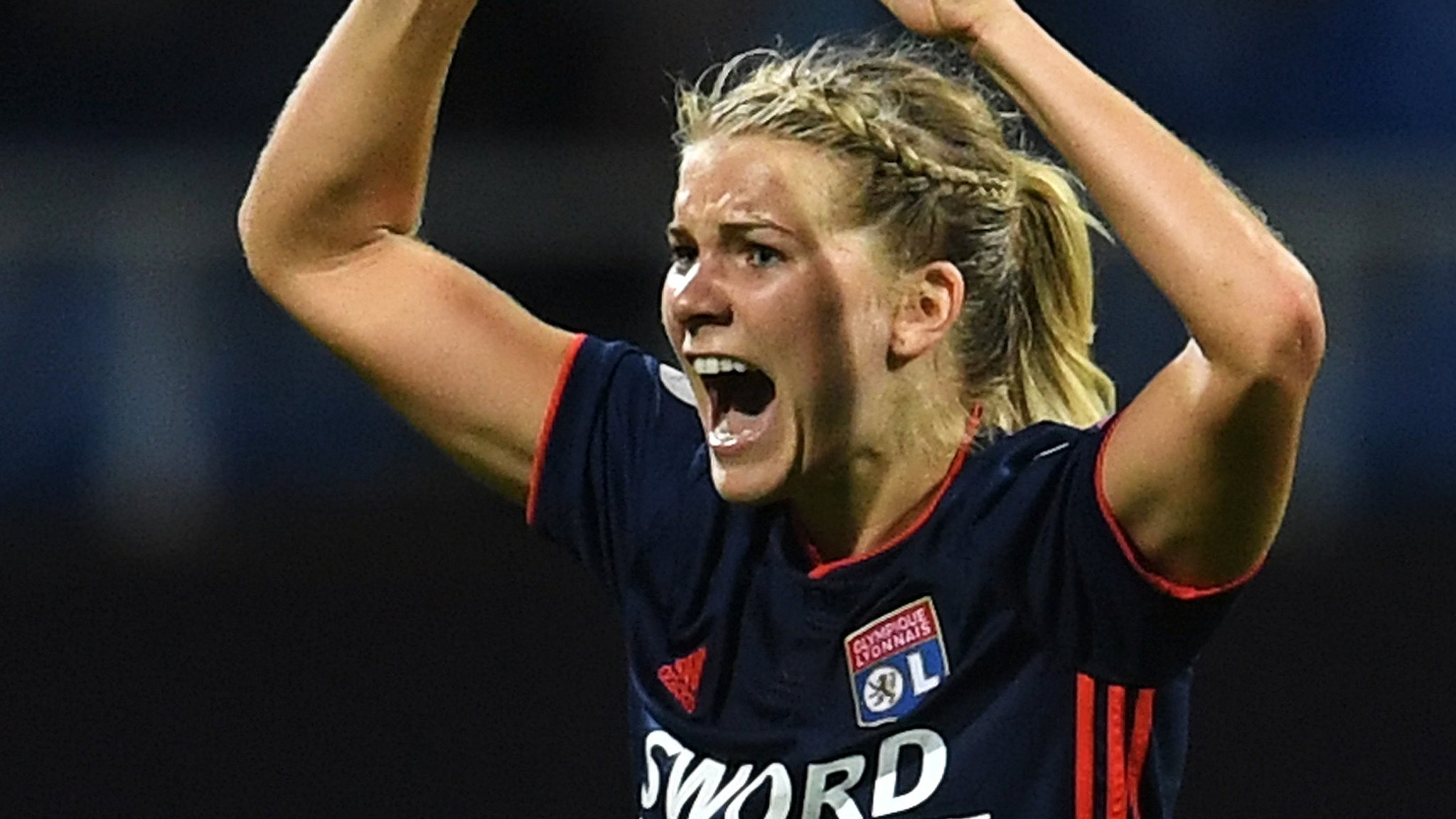 Women's Champions League final: Wolfsburg Ladies 1-4 Lyon Feminines (AET)