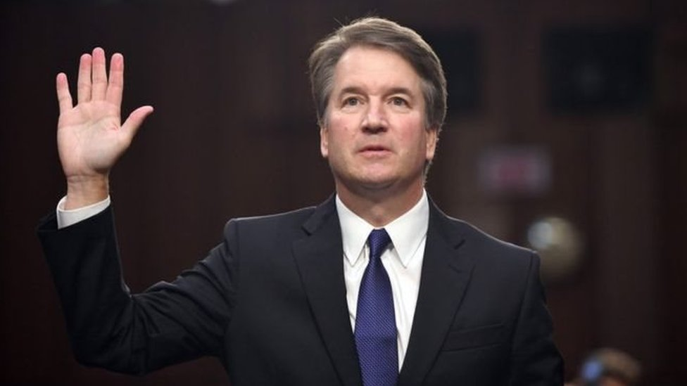 Секс-скандал в команді Трампа: нові деталі звинувачень щодо кандидата до Верховного суду