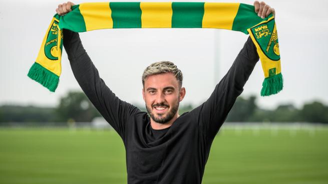 Josip Drmic: Norwich City sign Borussia Monchengladbach & Switzerland striker