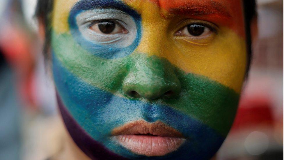 Activista en Managua