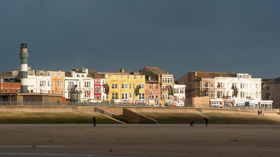 Blackpool Promenade