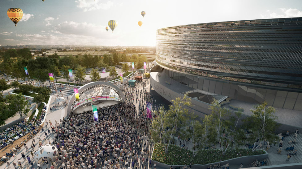 Bristol Arena project 'can be delivered on budget'