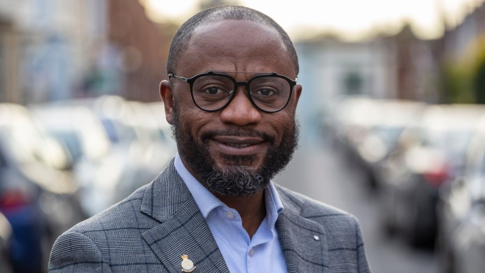 Franklin Owusu-Antwi - cabinet member at South Glos council (Oct 2020)