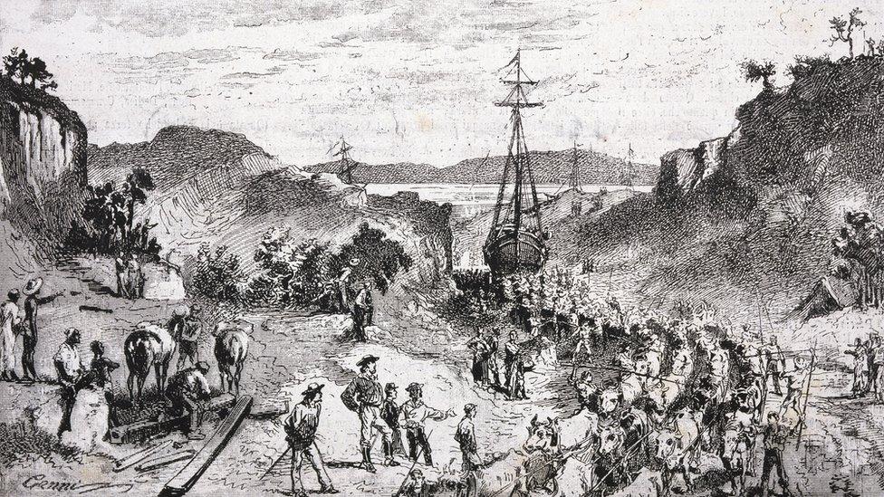 Garibaldi en la Revolución Farroupilha