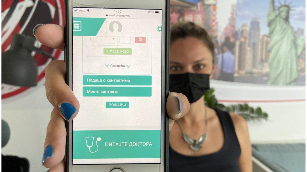 Korona virus i Srbija: Kako da koristite aplikaciju za praćenje post-kovid pacijenata