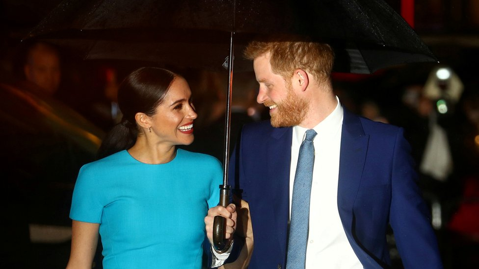 meghan and harry will the real couple please stand up bbc news bbc com
