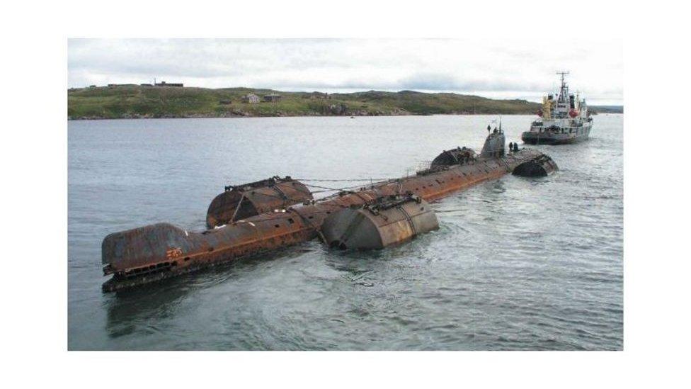 Submarino K-159