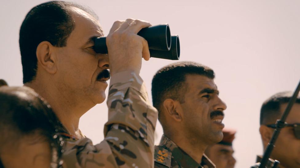 """يحارب الجيش العراقي نحو 5 آلاف من مسلحي """"تنظيم الدولة الإسلامية"""" شمالي العراق"""