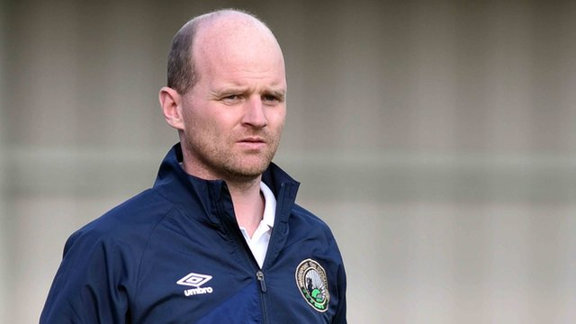 Barry Gray Warrenpoint Town manager