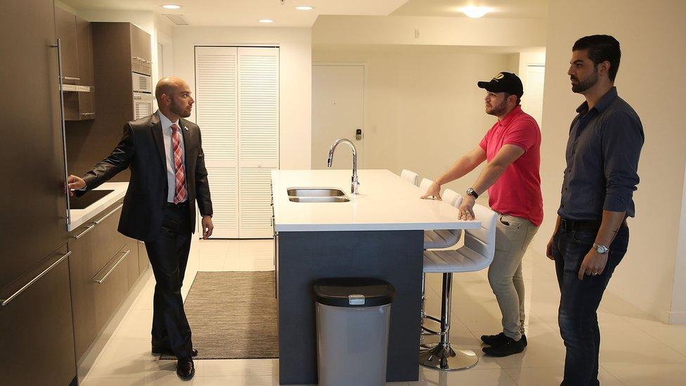 Los venezolanos son los principales compradores extranjeros de vivienda en Miami.