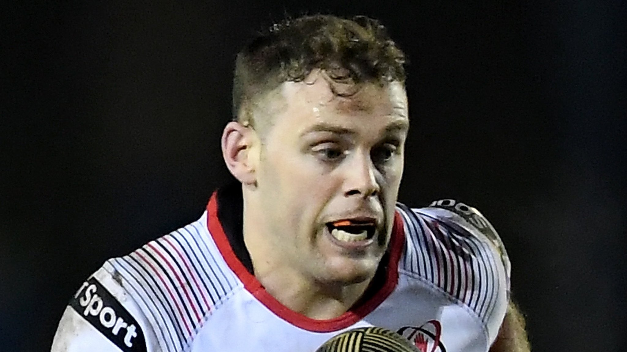 Ulster and Ireland centre Darren Cave considering retirement at the end of the season
