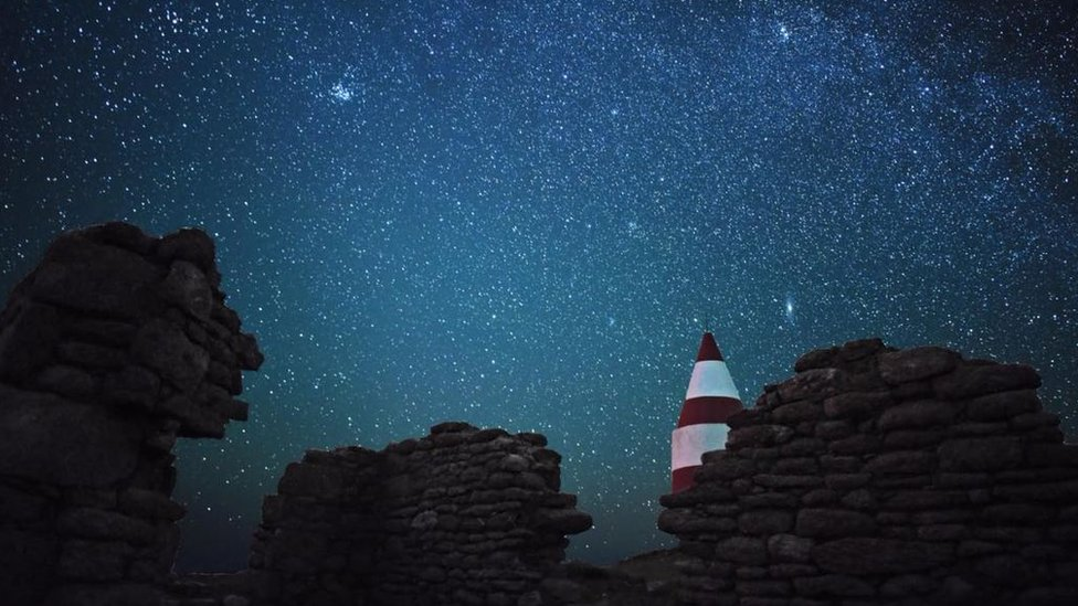 Isles of Scilly observatory plan to attract 'astro-tourists'