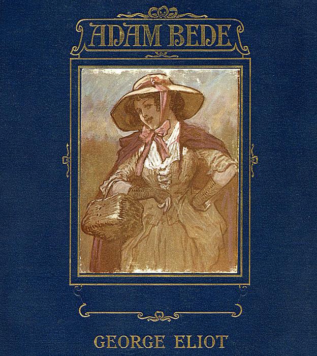 Portada de Adam Bede de George Eliot