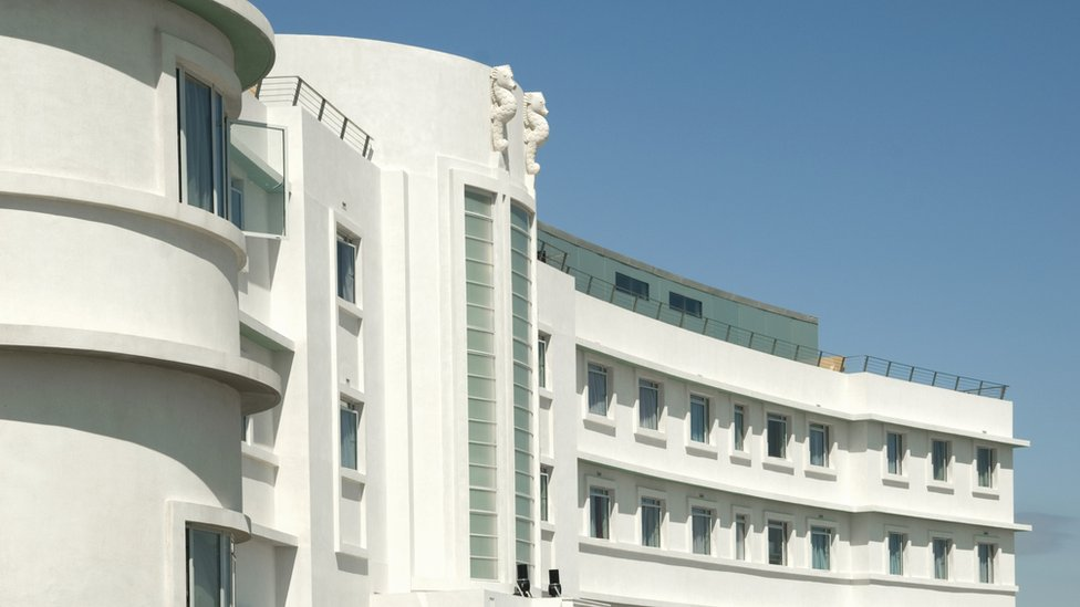 Midland Hotel in 2008