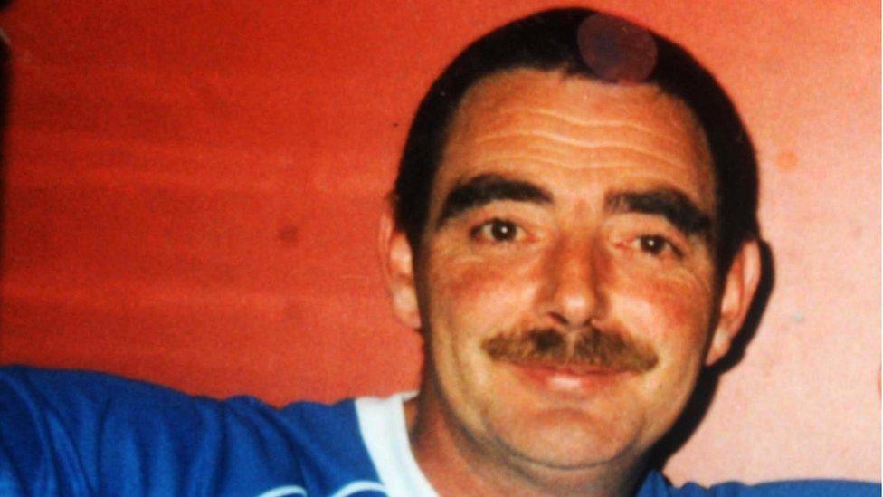 Launderette murderer dies in hospital