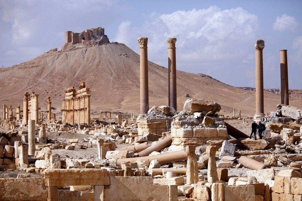 Palmira (4 Mart 2017)