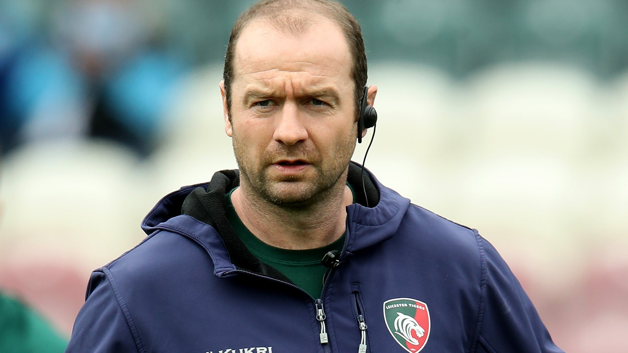 Geordan Murphy: Leicester head coach charged with verbally abusing match officials