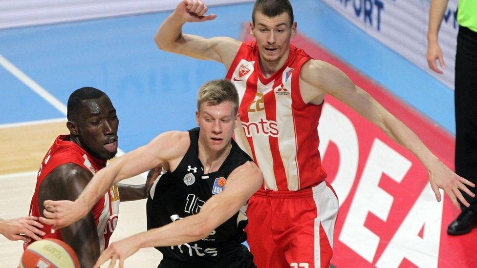 Zvezda - Partizan