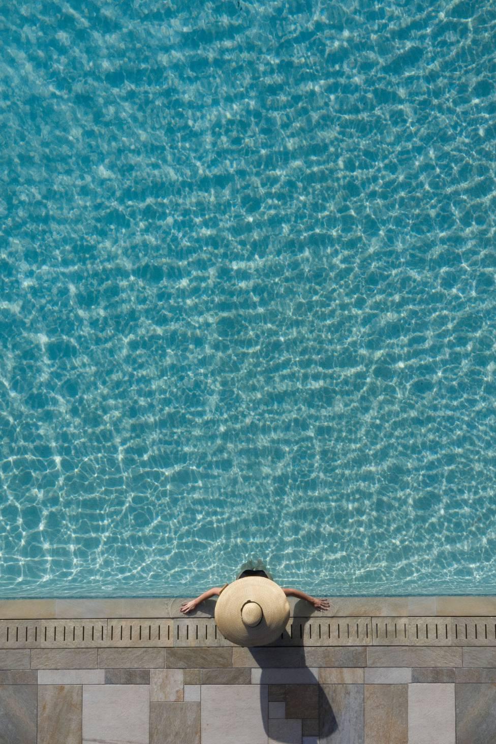 Privatni bazen u zalivu Bajron u Australiji