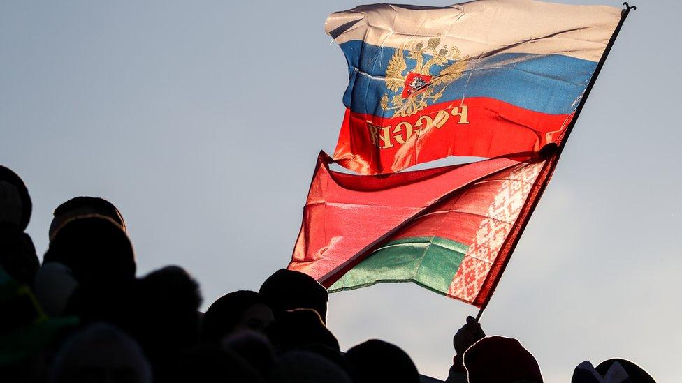 Беларусь отрицает создание конфедерации с Россией: