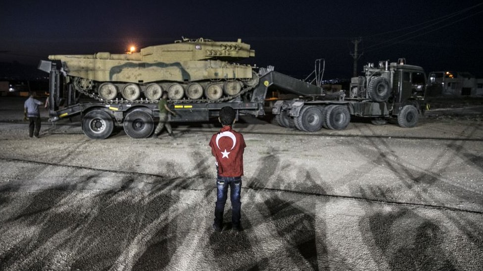 Türkiye, Soçi mutabakatı sonrası Hatay üzerinden İdlib'e asker takviyesi gerçekleştiriyor