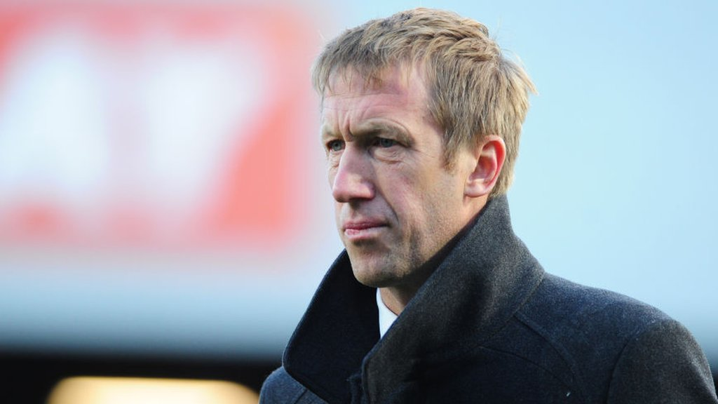 Graham Potter: Swansea City fighting to keep manager