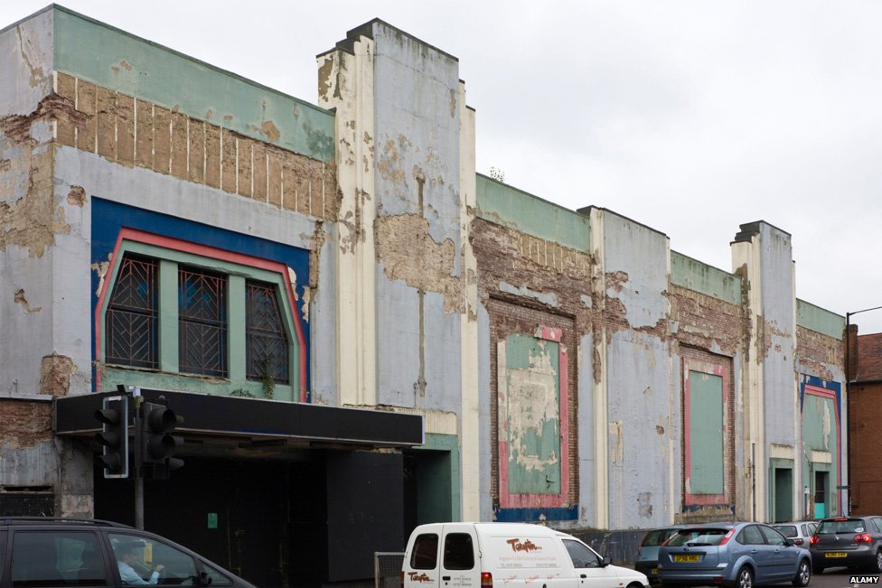 The Odeon cinema in St Albans, in 2008