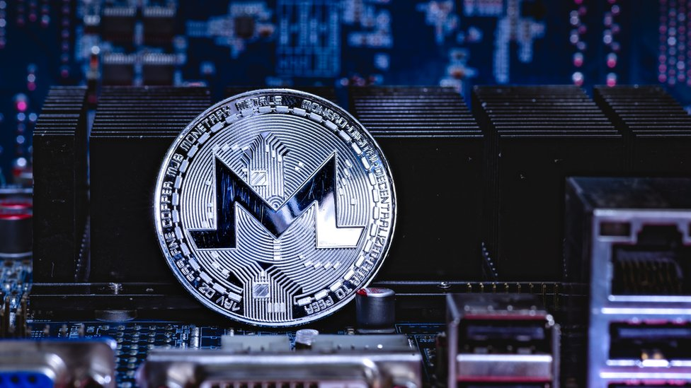 Bentuk mata uang digital Monero