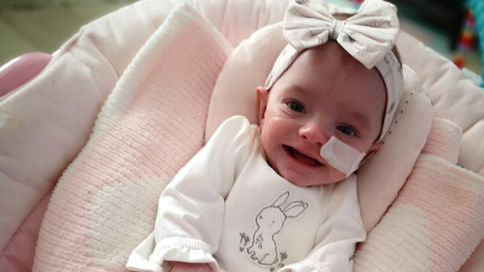 Baby joy for couple who lost 13 babies to miscarriages