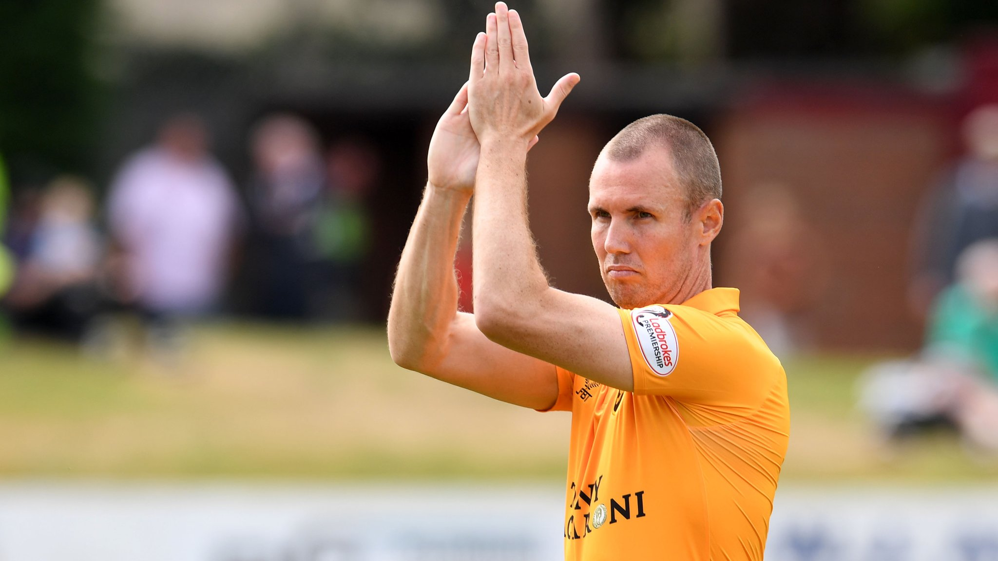 Player-manager Miller scores first Livingston goal